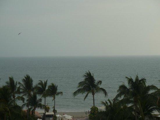 Velas Vallarta: View from balcony