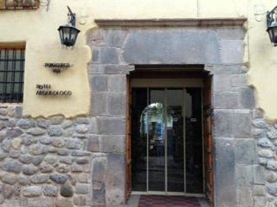 Hotel Arqueologo Exclusive Selection: Entrance