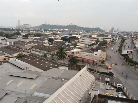 Wyndham Garden Guayaquil : Habitación Séptimo Piso # 714
