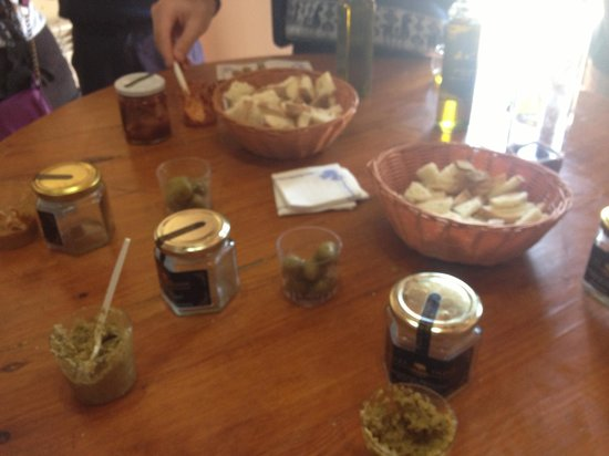 Mendoza Andes: Olive Oil Factory