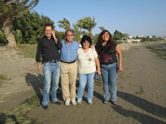 El Condor Club & Beach Resort: en la orilla