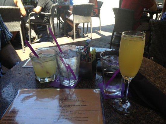 Greenstreet Cafe: Great drinks reasonably priced