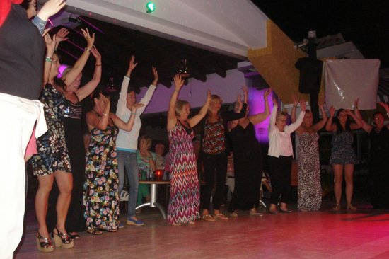 Club Belcekiz Beach Hotel: Entertainment