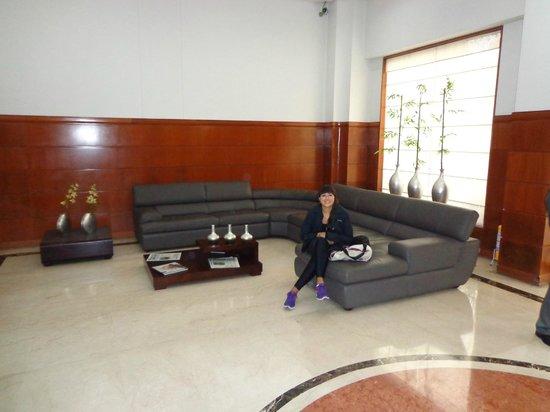 Hotel Parque 97 Suites: Recepción