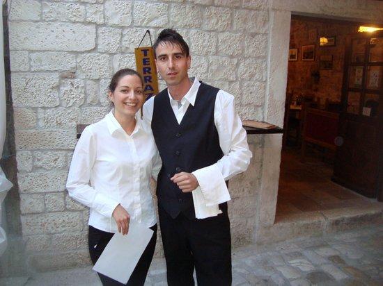 Hotel Tragos: PERSONAL DEL HOTEL