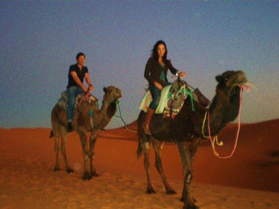 Dar El Janoub: Passeio pelas dunas