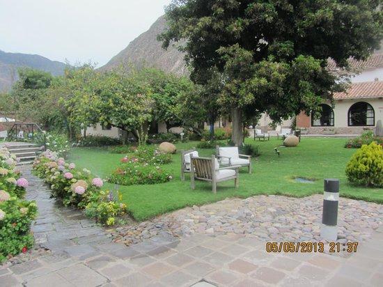 Sonesta Posadas del Inca Sacred Valley Yucay: Hotelgelände: Teilansicht