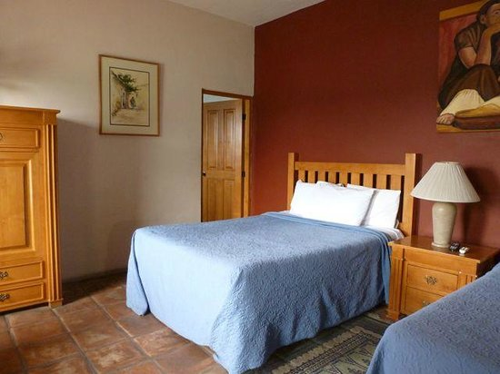 Casa Jalisco: Comfy beds