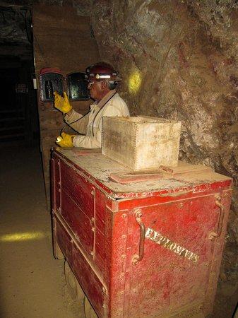 Copper Queen Mine: Our guide