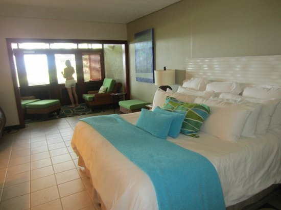 Peter Island Resort and Spa: Oceanview sweet