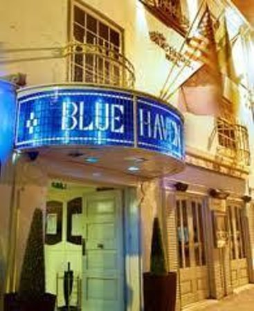 Blue Haven Hotel: front