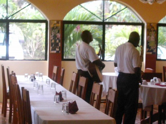 Arch Seafood Restaurant : excellent meals and great wine