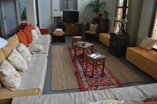 iBex (iBike) Unique Desert Inn: Sitting area