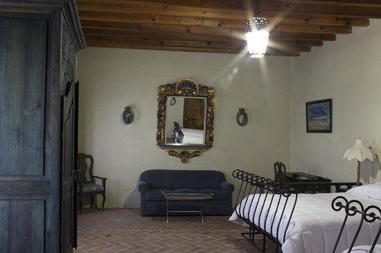 Mirador del Frayle Hotel: habitación