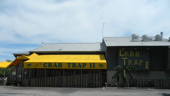 Ellenton, Φλόριντα: Lee's Crab Trap II