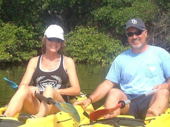 Shan-T Native Kayak Tours, Inc.: First kayak trip