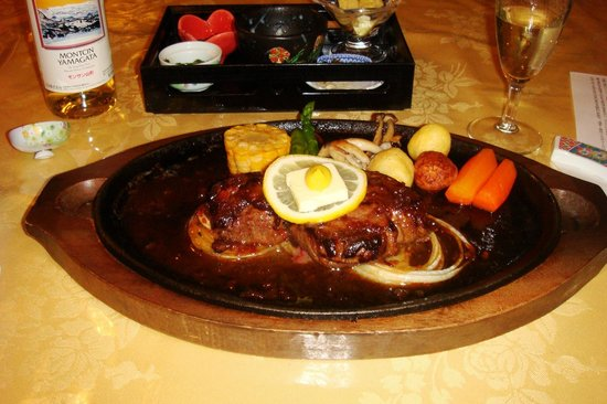 Zao Onsen Tsuruya Hotel: stake