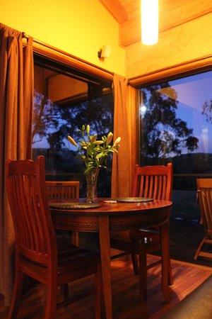 سيدارز ماونت فيو: Dining area