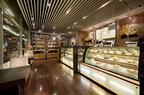 Sheraton Grand Taipei Hotel: The Deli