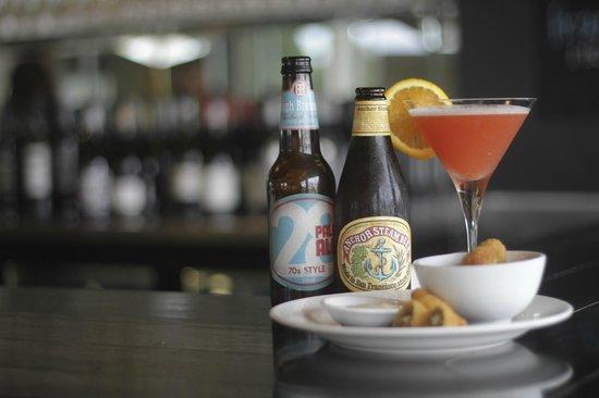 Simpatico: Boutique beers, cocktails & olives