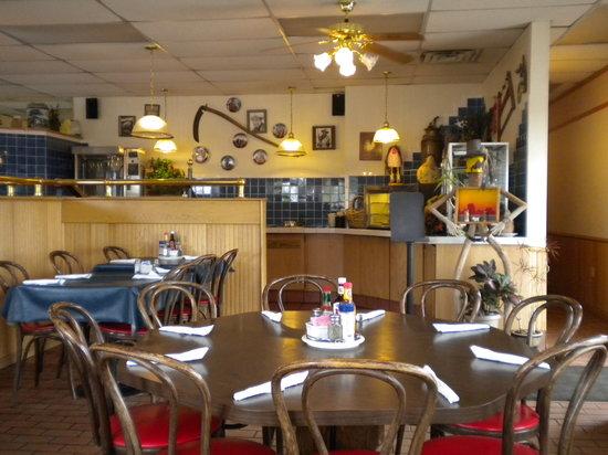 Homestead Steak House: homey atmosphere