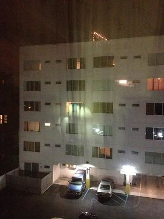 Best Western Plus Arena Hotel: View From 407