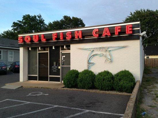 soul fish fotograf a de soul fish cafe memphis tripadvisor