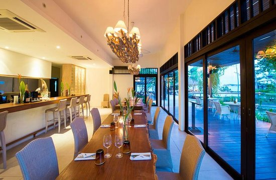 Ochos Steakhouse at Outrigger Koh Samui Beach Resort: Premium Quality Ingredients