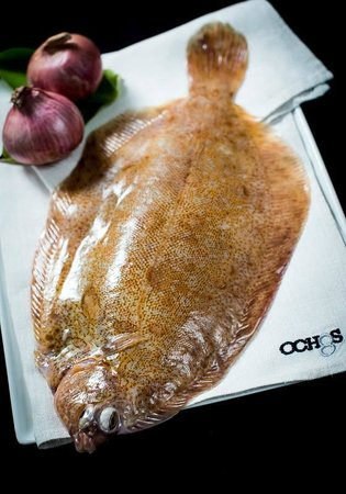 Ochos Steakhouse at Outrigger Koh Samui Beach Resort : Fresh Lemon Sole. Enjoy our Seafood every Friday & Saturday
