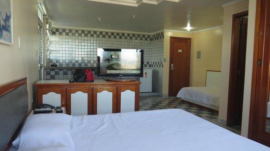 Boulevard Slaass Flat Hotel: Quarto