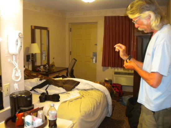 Wetherill Inn: the wash basin