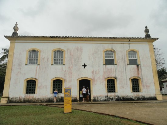 Porto Seguro Museum: Museu de Porto Seguro