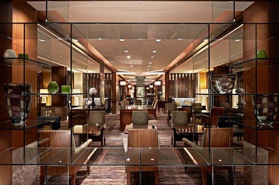 Sheraton Grand Taipei Hotel: Lobby Lounge