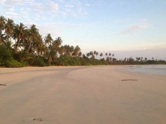 Mutiara Beach Guesthouse: Resort Beach