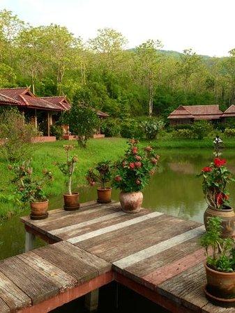 Nok's Garden Resort: bungalows