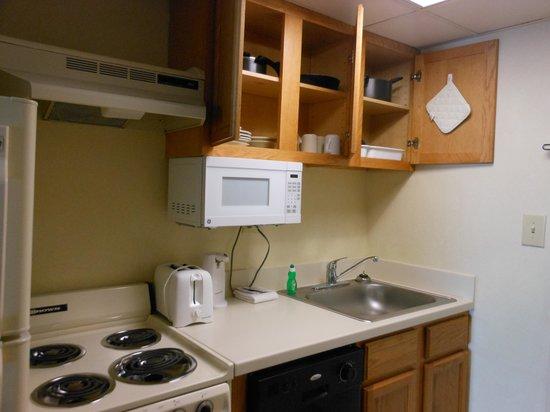 Holiday Inn Ocean City: Kitchen