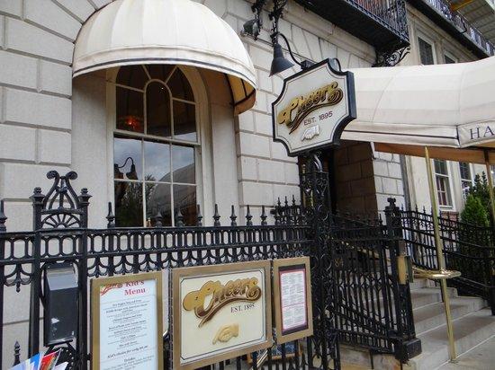 Holiday Inn Express Hotel & Suites Boston Garden: cheers