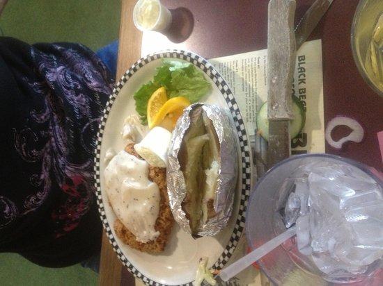 Black Bear Diner: Yummy