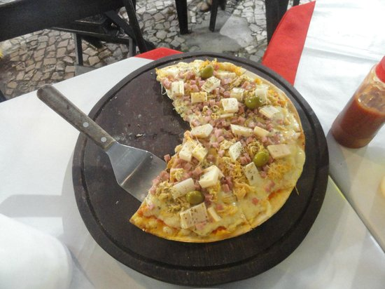 Restaurante e Pizzaria do Noe: Pizza