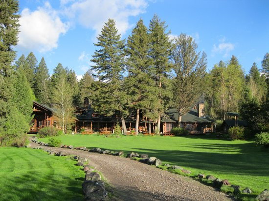 Mountain Sky Guest Ranch: The Main Lodge