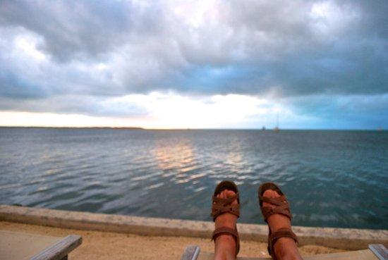 Casa Morada : bayside view