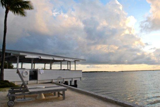 Casa Morada : Beach bar