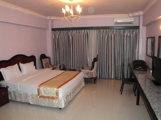 Yangon International Hotel : Deluxe room #612