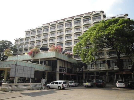 Yangon International Hotel : Hotel Yangon International