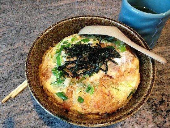 Fuji Mountain: Katsu Donburi - Best on the Mainline!