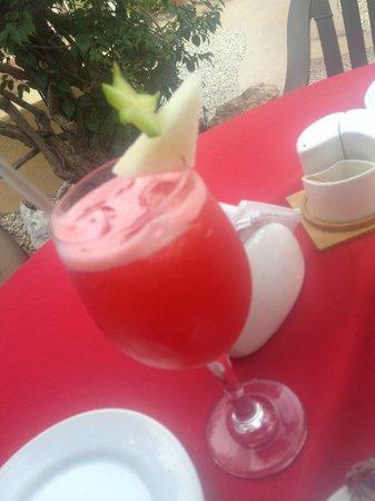 Mayan Bistro: a drink
