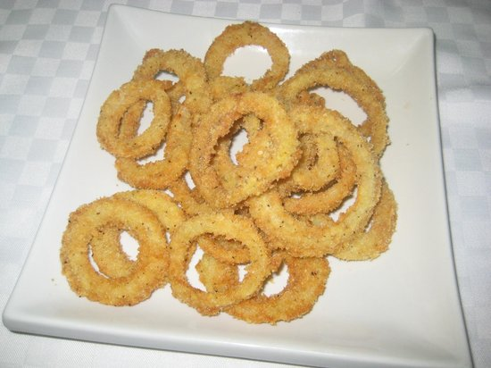 Diaz Restaurant: Onion Rings