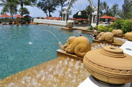 JW Marriott Phuket Resort & Spa: プール