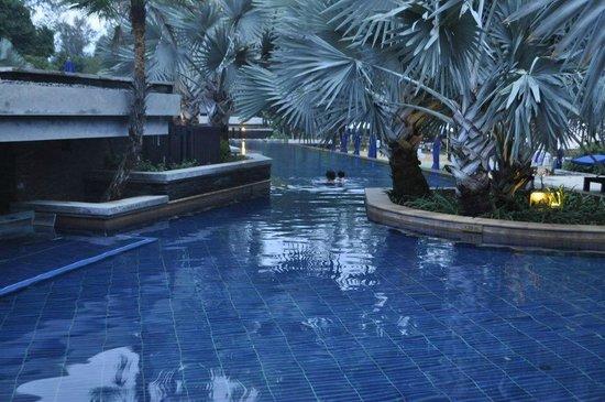 JW Marriott Phuket Resort & Spa: バープール