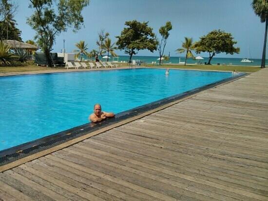 Trinco Blu by Cinnamon: The pool